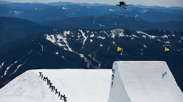timberline and ussa partnership has olympic athletes flocking to mt. hood