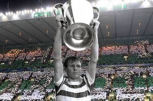 celtic fans group donate £2000 to alzheimer charity in honour of club legend billy mcneill