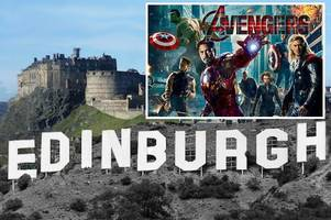 extras assemble: casting agency calls for new recruits as avengers stars prepare to start shooting in scotland