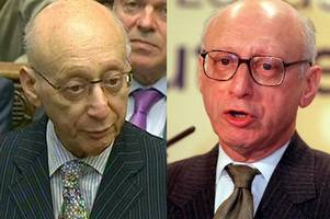 labour leader jeremy corbyn leads the tributes to sir gerald kaufman