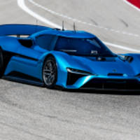 nio sets a new record for the fastest autonomous car in the world
