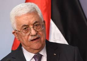 abbas at unhrc: support two-state solution by recognizing 'palestine'