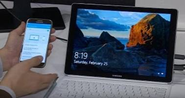 Samsung Brings Android Phone Notifications on Windows 10 with Its Own App - Video