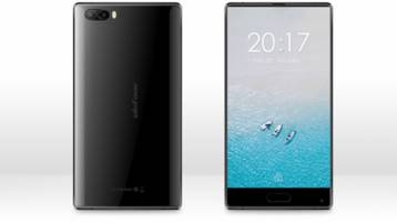 if a bezel-less future is what you want, let ulefone's f1 be your guiding light