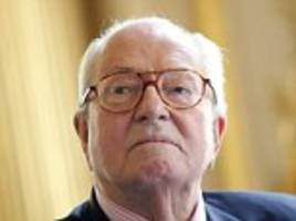 jean-marie le pen found guilty of inciting racial hatred
