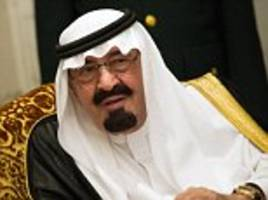 Saudi king takes 506 TONS of luggage for trip to Indonesia