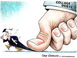 50% Of College Students Believe Their Student Loans Will Be Forgiven By Federal Government
