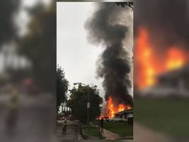 new details reveal four killed, home leveled in riverside plane crash: updated