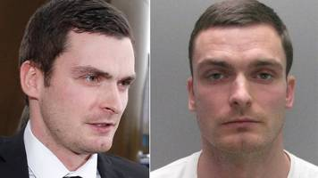 Footballer Adam Johnson appeal bid judgement reserved