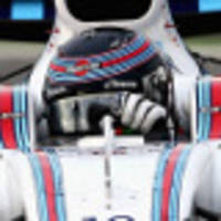 williams wrap up early after stroll takes a spin