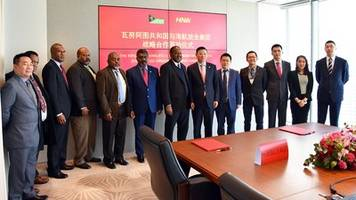 hna tourism group and vanuatu sign strategic cooperation agreement
