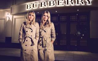 burberry shares jump after belgium's richest man snaps up stake