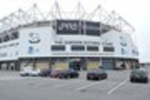 derby county planning new bar and restaurant at pride park...