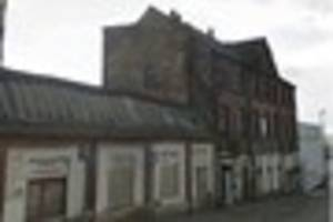 revealed: developer plans to knock down hanley warehouses and...