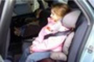New child booster seat laws are now in force - here's what every...