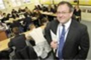 Brentwood County High head teacher defends record after student...