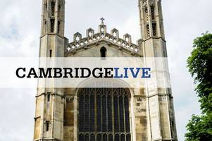 Live: Breaking news and travel updates for Cambridgeshire