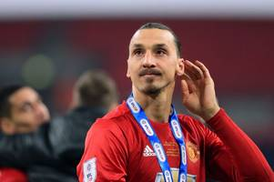 manchester united star zlatan ibrahimovic says his kids and jose mourinho convinced him to move to old trafford