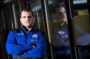 scotland rugby ace fraser brown is desperate to end six nations twickenham hoodoo