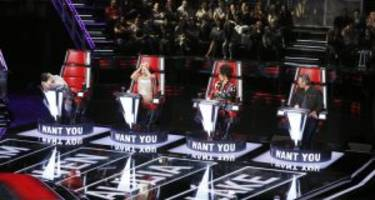 """The Voice"" 2017 Judges: Season 12 Includes Gwen Stefani, Blake Shelton, Adam Levine and Alicia Keys"