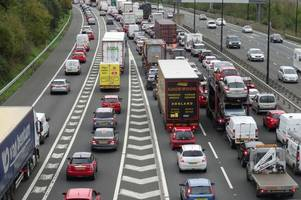 new stretch of the m4 'could be built underground like the channel tunnel'
