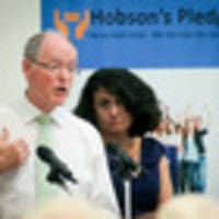 don brash spreads word on new group hobson's pledge at meeting in havelock north