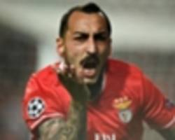 video: mitroglou finishes off stunning benfica team move