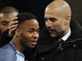 raheem sterling has shown 'great character', says sinclair