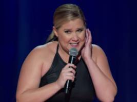 amy schumer has a raunchy new trailer for her first netflix comedy special