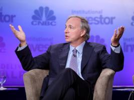 ray dalio is stepping down from managing the world's biggest hedge fund firm amid a company-wide shakeup