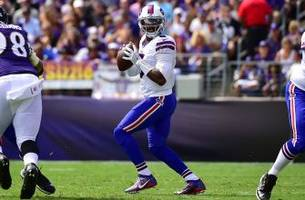 will buffalo re-sign tyrod taylor? it's still an unknown, according to sean mcdermott