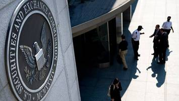 sec freezes accounts of highly suspicious traders who made $3.6 million on fortress takeover