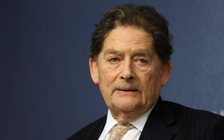 lord lawson wants the uk to replace corporation tax with trump's border tax