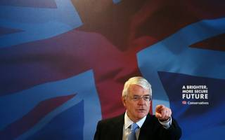 ministers cannot afford to echo sir john major's nervousness over brexit
