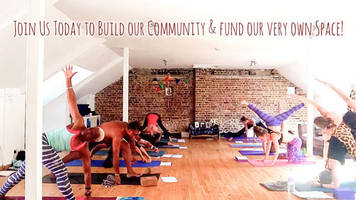 lovelightyoga launches crowdfunding campaign to open community-driven rocket yoga centre in brighton