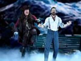 gary barlow to give finding neverland another overhaul
