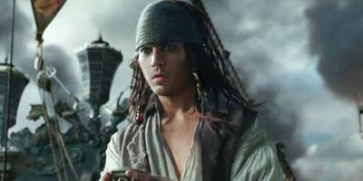 'pirates of the caribbean 5' first full trailer sees young jack sparrow burning down ship