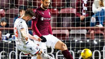 highlights: ross county earn first win at hearts