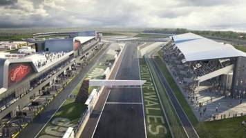 circuit of wales plans an outrage says tory david davies