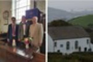 meet the first ever gay couple to marry in a religious venue in...