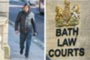 bath lodger who stole £1,350 from elderly woman with...