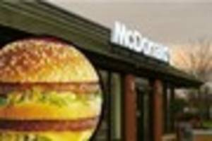 mcdonald's hints at starting home delivery service