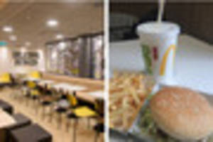 fast food giant mcdonald's announces plans for new delivery...