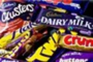 cadbury is bringing out two new chocolate bars - and they look...