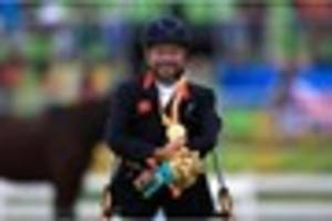 paralympian lee pearson's plans for equestrian centre in bagnall...