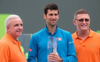 tennis-djokovic has lost his edge, says former mentor pilic