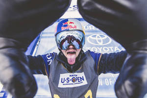 mark mcmorris and anna gasser dominate the burton us open slopestyle finals