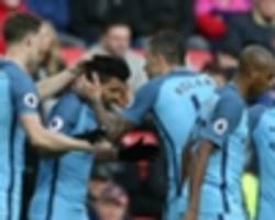 aguero still king of the one thing pep can't teach him - goals