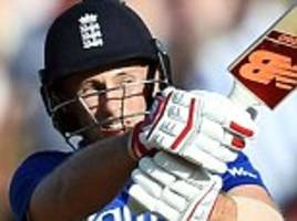 joe root admits 'it was a little wobbly for a while'