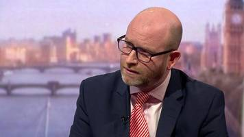 ukip's paul nuttall on hillsborough, tranmere rovers and phd claims